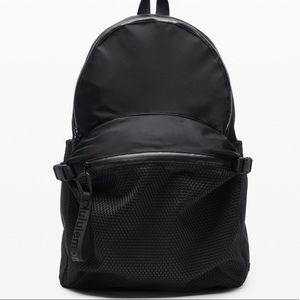 NWT Lululemon All Hours Backpack Black